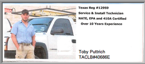 toby license number